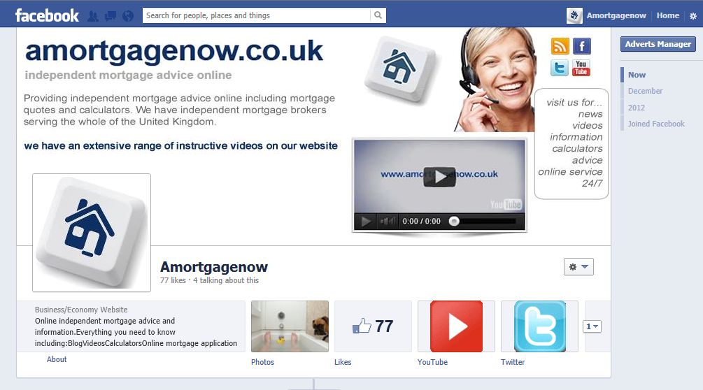 amortgagenow facebook page