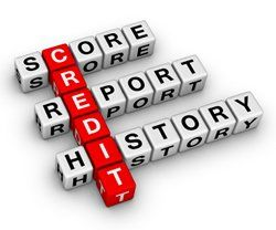 Get your credit report on paper